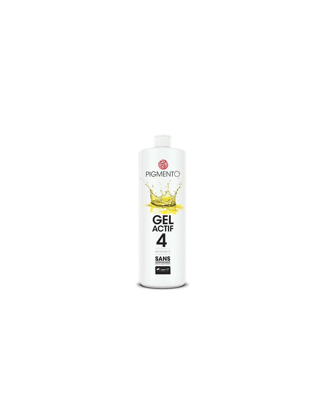 Gel actif n°4 - 1000 ml