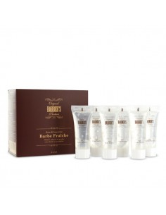 Coffret gel barbe fraîche 6 x 8 ml - Original Barber's Products