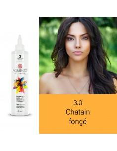 Chatain Fonçé FORMAT XXL