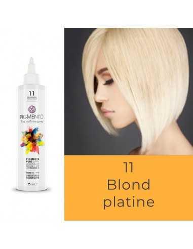 Coloration Pigmento super éclaircissants n°11 - Blond Platine