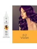 Coloration Pigmento reflet violet irisé n° 0.2
