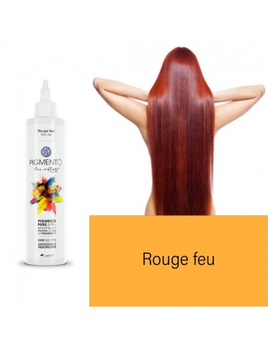 Coloration Pigmento reflet Easy Mix Rouge feu