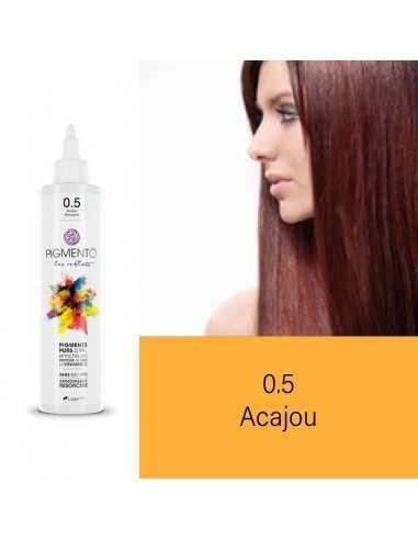 Coloration Pigmento reflet Acajou n° 0.5