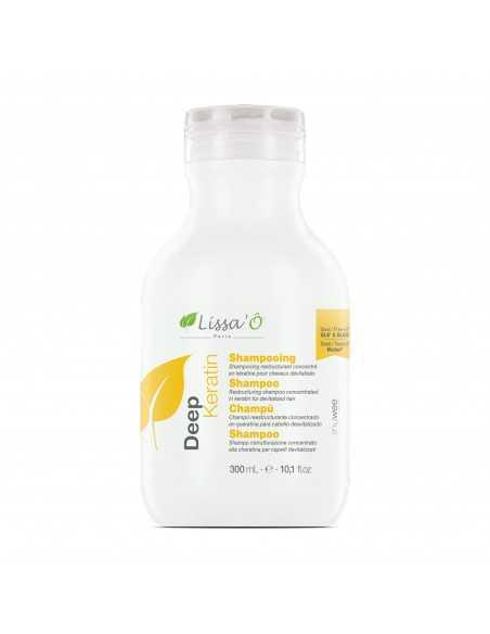 Lissa'Ô Paris - DEEP KERATIN - Shampooing - 300 ml