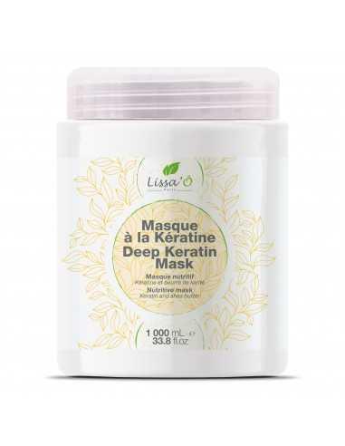 Deep Keratin Mask - 1kg - Lissa'Ô Paris